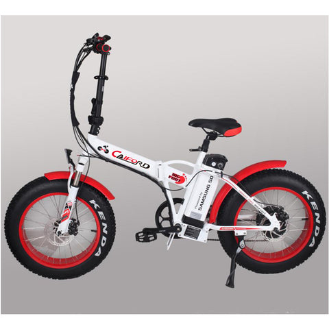 20 inch snowmobile, electric bicycle, Aluminium alloy foldable electric bike .