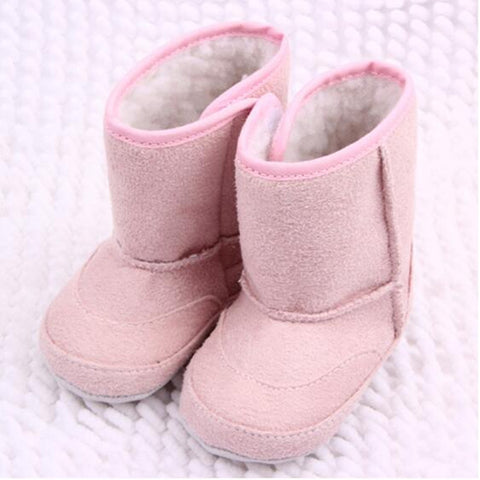Boots for Boys Winter Baby Shoes Sneakers Cotton Breathable Soft First Walkers Sapatinhos De Bebe