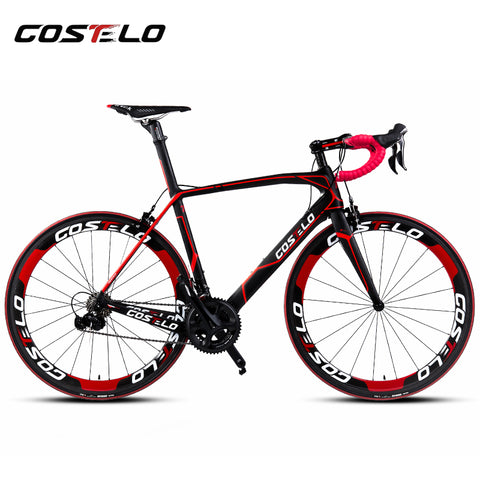 Costelo CENTO 1 carbon road bicycle complete cheap road bikes T800 bicicleta carbono