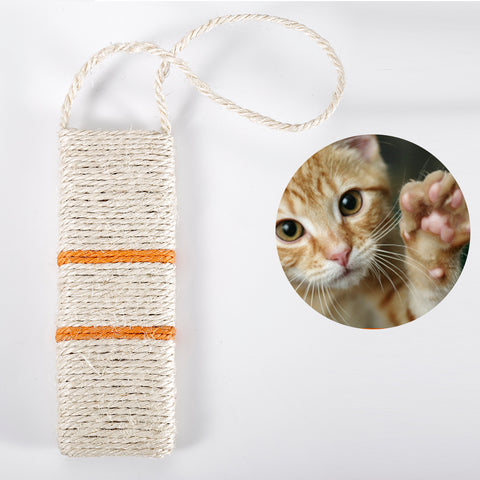 New pet toys Crazy cat toy bed Sisal cat scratch board pet products .