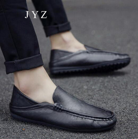 Fashion Mens Flats Shoes Casual Leisure Loafers Slip On Driving Shoes Soft New bb0481