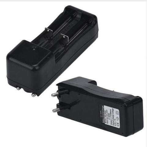 New DaweiKala Universal Dual Battery Charger For 18650 16340 26650 Rechargeable