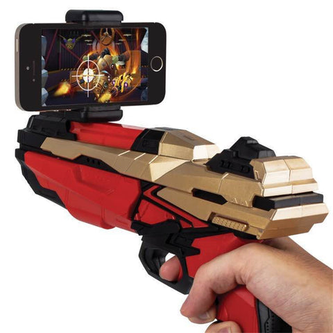 New Portable Bluetooth AR Gun 3D VR Games Electronic AR Game Toy Gun for Android