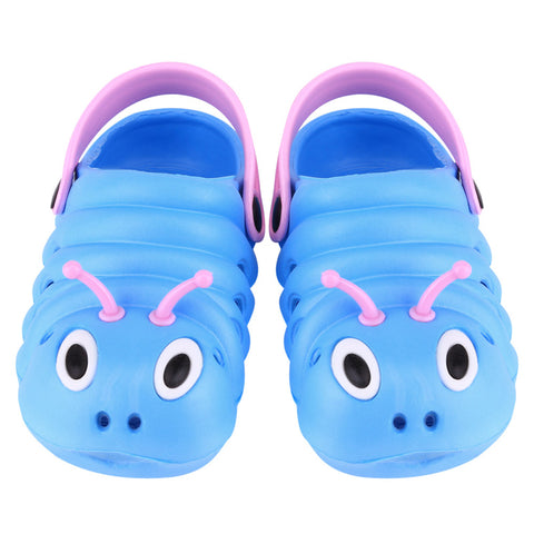 Summer 1-6 Years Shoes Caterpillar Anmial Cartoon Style Children Baby Shoes Child