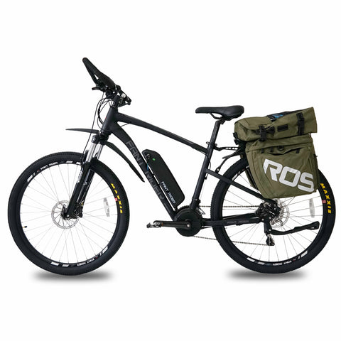 27.5inch Electric Torque EBike Intelligent Traveling Bicycle 36v mid-home motor 80km