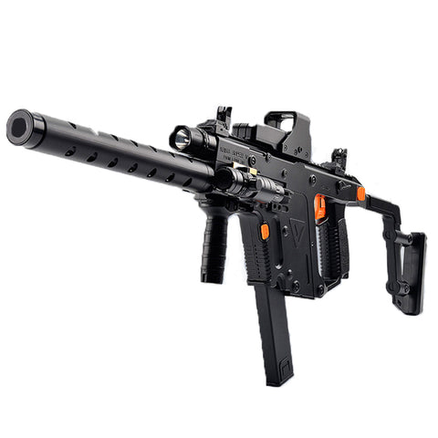 318 Dagger Electric Water Toy Gun Plastic Interactive Toy Guns Cool Lighting Infrared