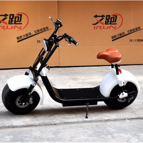 320605/Harley- electric car wide tires scooter electric bicycle / Harley