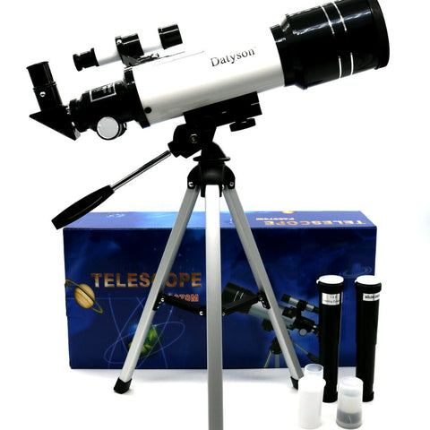 400x70mm HD Zoom Monocular Astronomical Telescope With Portable Tripod .