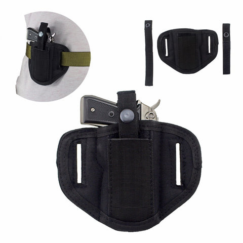 6 Position Ambidextrous Concealment Holster for Compact Subcompact Handguns Concealed Belt