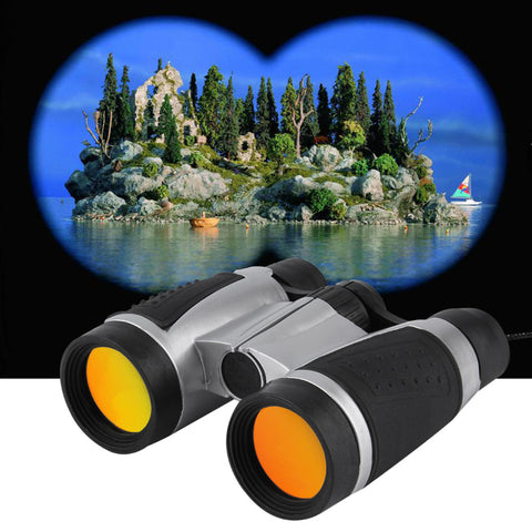 6x30 Folding Outdoor Camping Picnic Travel Hunting Day Vision Binoculars Telescope Fully