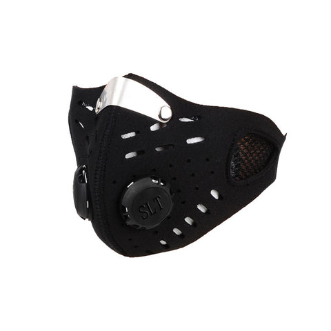 Activated Carbon Air Filter Mask Caribbean Pirates Bicycle Motorcycle Cycling Mask Bike