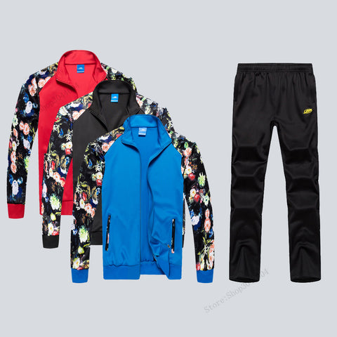 Adsmoney Soccer Jacket Set Cool Thin Football jersey Coat Windbreaker Sport Outwear