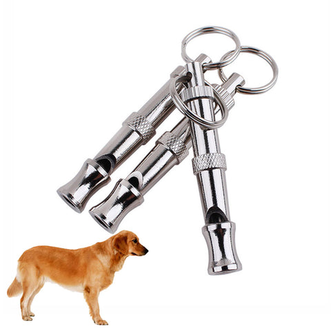 Animal Pet Training Tools Supersonic Sound Dog Whistle .