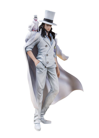 Anime One Piece Figuarts ZERO Film Gold Rob Rucchi PVC Figure Collectible Model Toy 16cm .