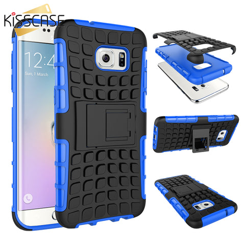 Armor Phone Case for Samsung Galaxy S8 S8 Plus S6 S7 Edge Man Cases For Galaxy A5 A7 J7 J5