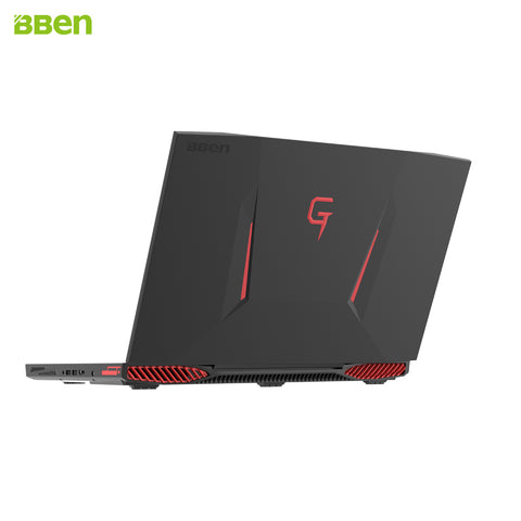 BBEN 17.3inch Laptop Gaming Computer i7 cpu GDDR5 NVIDIA GTX1060 Windows10 DDR4 32GB+512GB