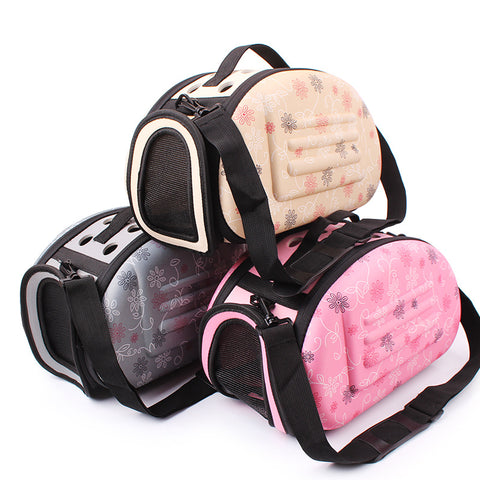 Breathable Dog Carrier Bags Folding Pet Bags Pet Carrier Small Dog Carrier Bag Cat