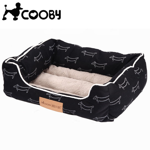 [COOBY]pet products for dog beds for large dogs puppy dog bed mat for animals cat house