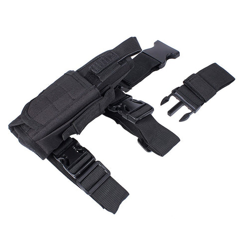 CS Force 600D Molle Tactical Military Pistol For Right Hand Airsoft Hunting Bag .