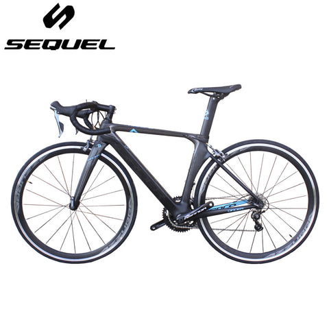Carbon Fiber bike Frame/Fork/Seatpost Cycling Bicycle carbon road bike SHIMANO 22 Speed