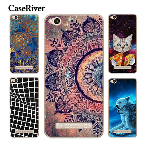 CaseRiver for Xiaomi Redmi 4 Pro / Redmi 4 / 4A 4X 5.0 Case, Soft Silicone Phone Case