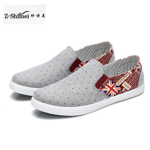 Cheap Rushed Hot Sale Slip-on Polka Dot Fashion Canvas Shoes Breathable Casual