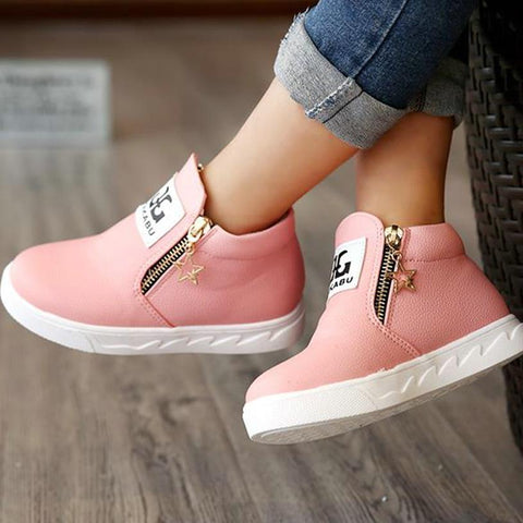 Boots for Boys Children shoes boys girls hot fashion Martin australia boots single low short botas kids
