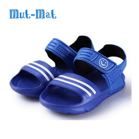 Childslip-resistant wear-resistant small boy casual sandals girls boys shoes child