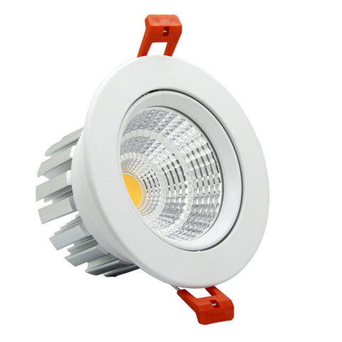 [DBF] Super Bright Epistar LED COB Recessed Downlight Dimmable 6W 9W 12W 20W LED Spot
