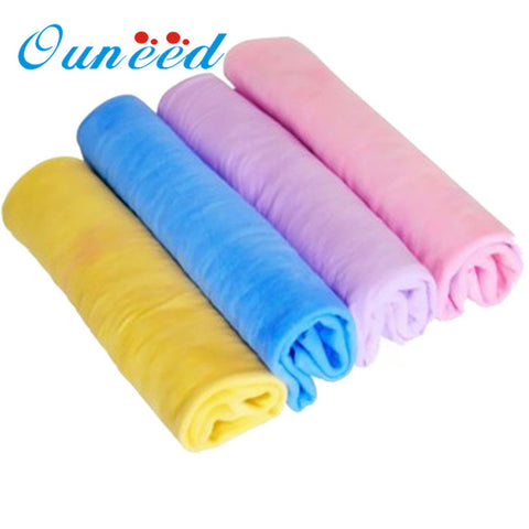 Dog Cat Cleaning Drying Towel Car Wash Multifunctional Absorbent Dry Hair U70529 DROP SHIP