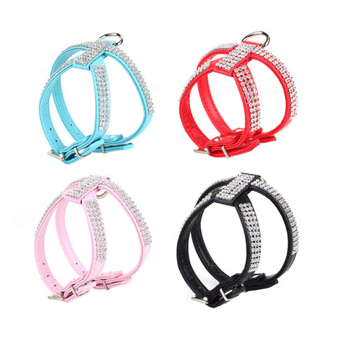 Dog Collar Dog Harness Fashion Pet Collar Necklace For Pet Adjustable Release Puppy