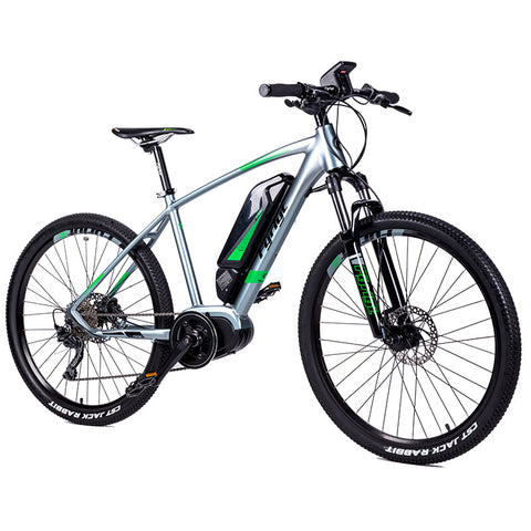 Electric ebike 48V lithium battery 8 fun motor electric mountain bicycle male variable