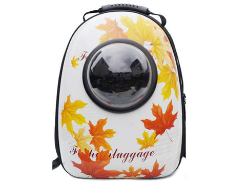 Fashion Color Breathable Pet Cat Backpack for Small Dogs Carriers Transport .