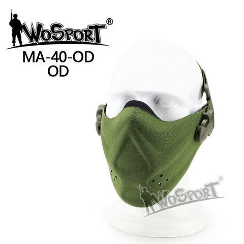 Foam Mask Airsoft Paintball Face Protector Military Safety Protective Combat Mask For