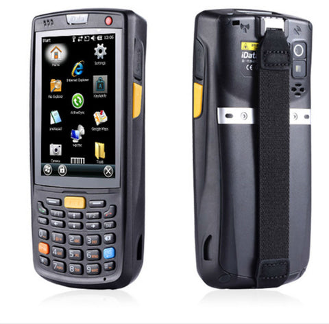 Ship iData90 Rugged Windows Mobile 6.5 Handheld PDA 1D 2D Wireless Data Terminal With