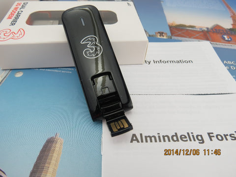 Free HUAWEI E3256 UNLOCKED Mobile Broadband Dongle 42.2Mbps 3G 4G Modem .
