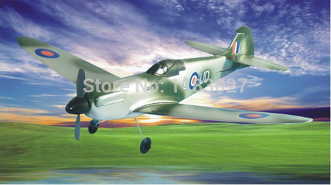 Micro Airplane Spitfire (World War II) EPO plane KIT (UNASSEMBLED )RC airplane RC MODEL