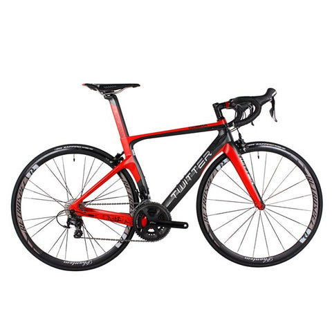 Free shipping carbon road Complete Bicycle carbon road Bicycle complete 22 Speed,