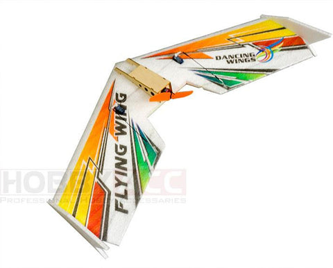shipping RC Plane EPP fixed-wing electric DW HOBBY Mini Rainbow EPP 600mm Wingspan FPV