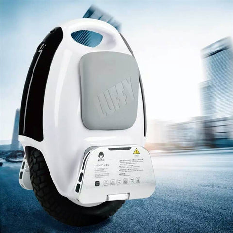 Gotway LUFFY 10 inches electric unicycle lightweight and portable self-balanced car .