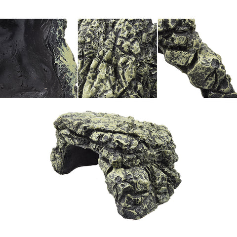 High Degree of Simulation Elegant and Delicate Shape Reptile Cave Den Herp Habitat Reptile