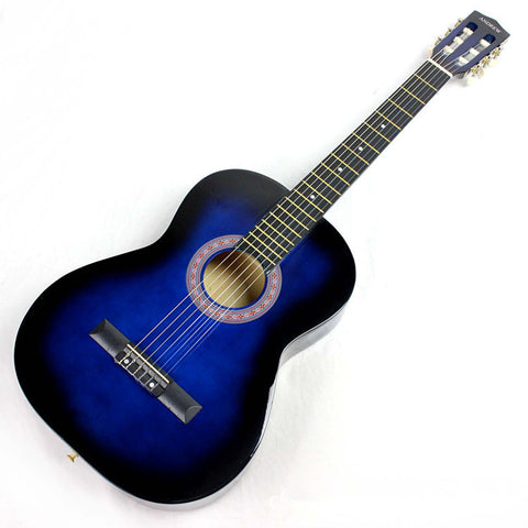 "High quality 39"" Acoustic Classical guitar 39-1 guitarra Musical Instruments with guitar"