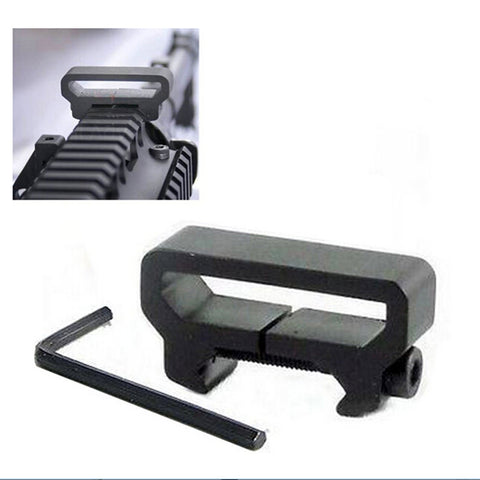Hot Hunting Accessories New Tactical Adaptor Attachment Scope Sling Mount Weaver/Picatinny