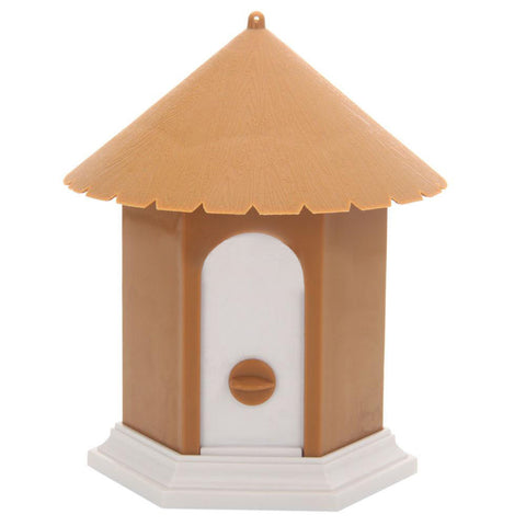 Hot Pet Products Puppy Outdoor Ultrasonic Anti Barking Control Birdhouse Bark Stop Sonic