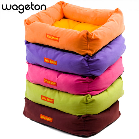 Hot Sales! DOG BOOM Fruit Color Pet Cat and Dog Bed Promotion 5 Colors Kennel SIZE M,L .