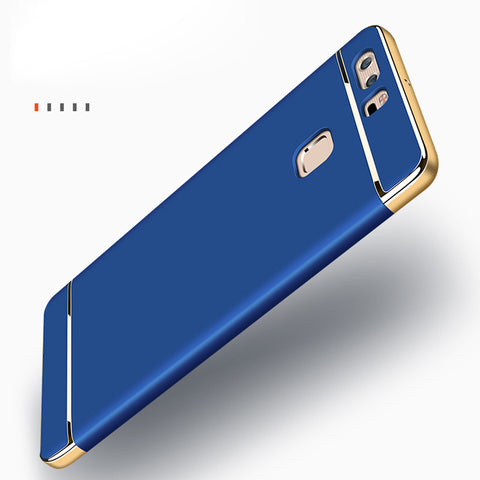 Luxury 360 Degree Shockproof Cover Cases For Huawei P10 Case for Huawei Honor 6X Case
