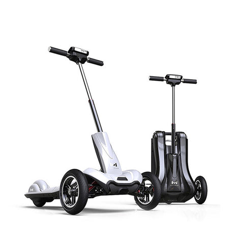 MERCANE M1 three-wheeled electric scooter Folding lithium battery bicycle .