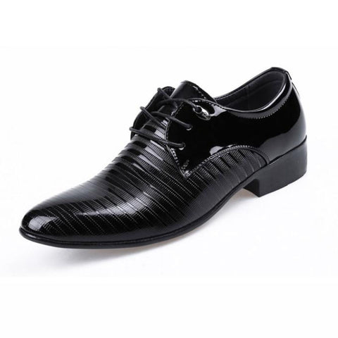 Men quality office shoes men's fashion shoes oxfords leather masculino sapatos oxford