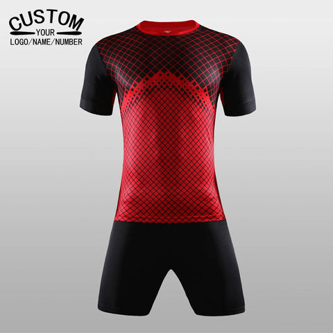 Mens Football Jerseys Set Soccer Jerseys Training survetement football Breathable