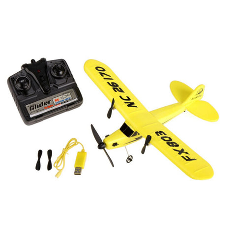 New Christmas gift toy HL803 2.5 Channel RC Airplane Glider Remote Control Radio Plane
